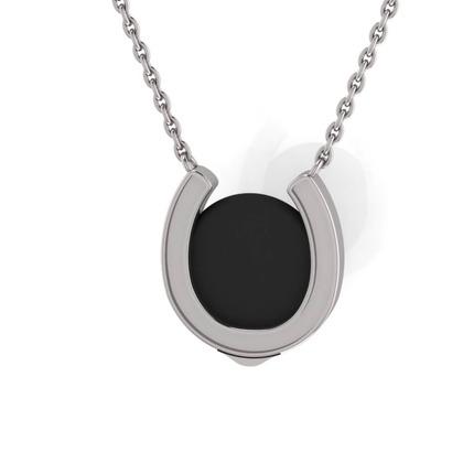 Kiroco NFC Horseshoe Necklace