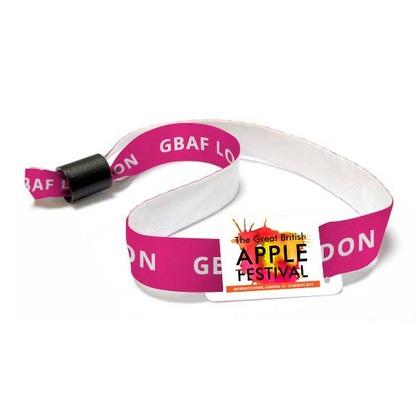Fabric NFC Wristband