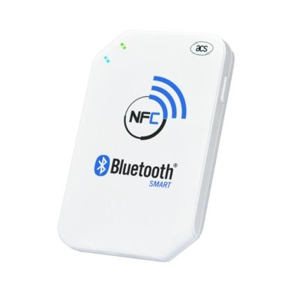 Bluetooth NFC Reader