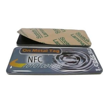 Epoxy NFC Tag