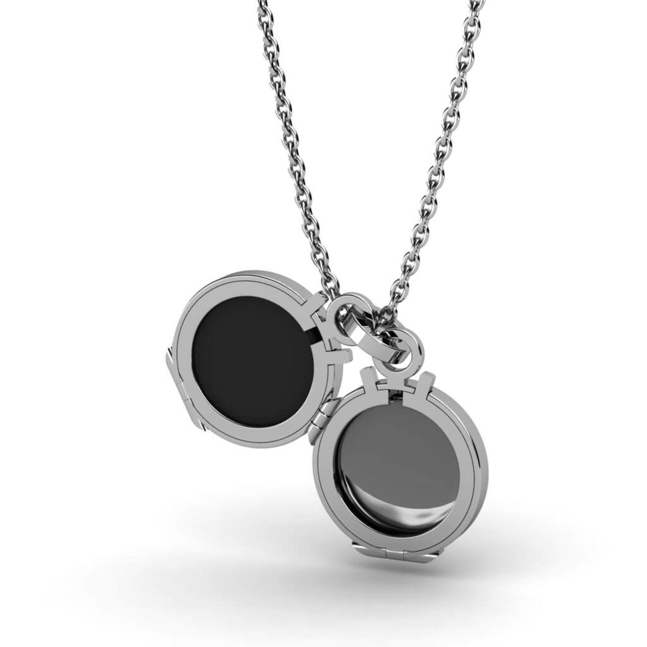 NFC Locket Necklaces