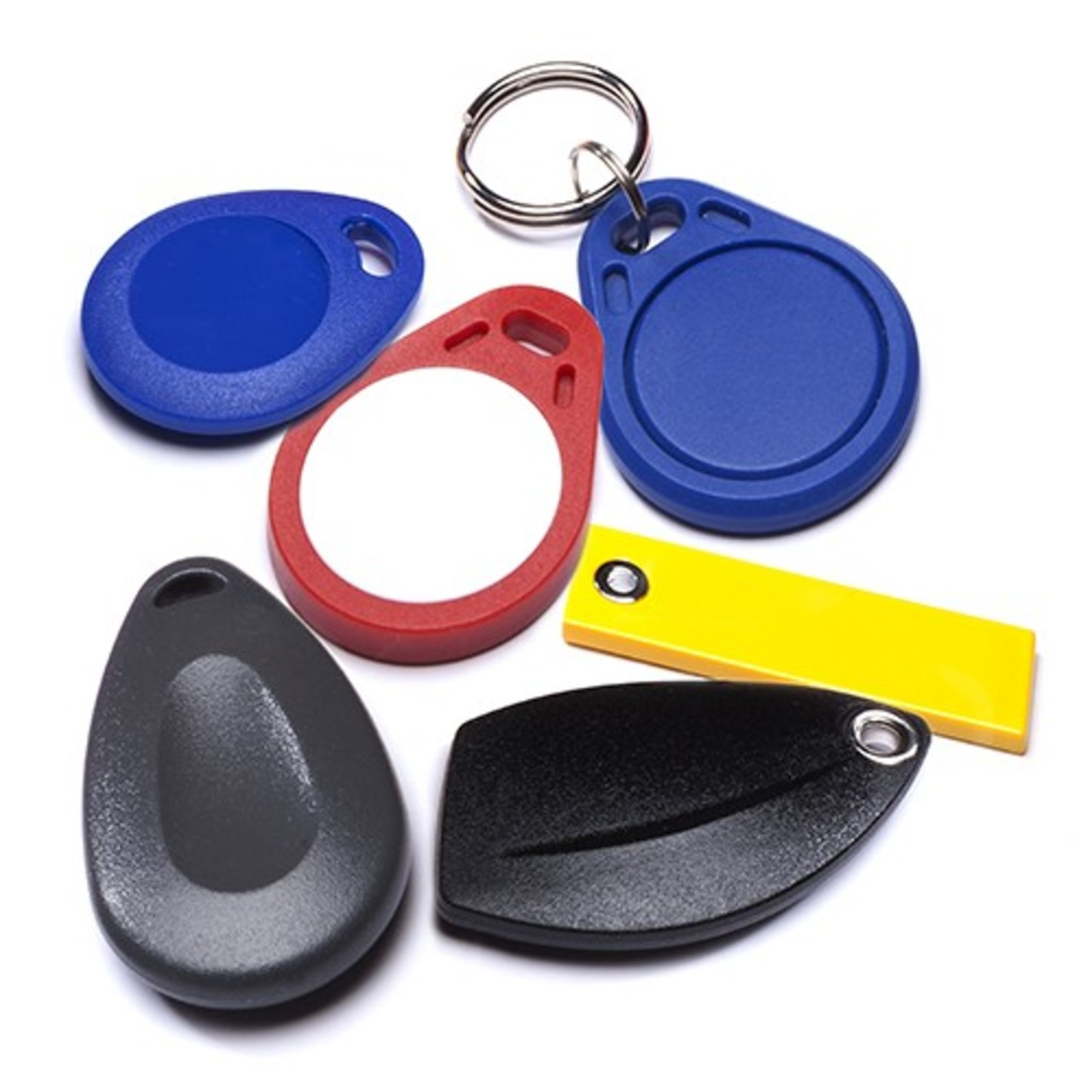 NFC Key Fob Sample Pack