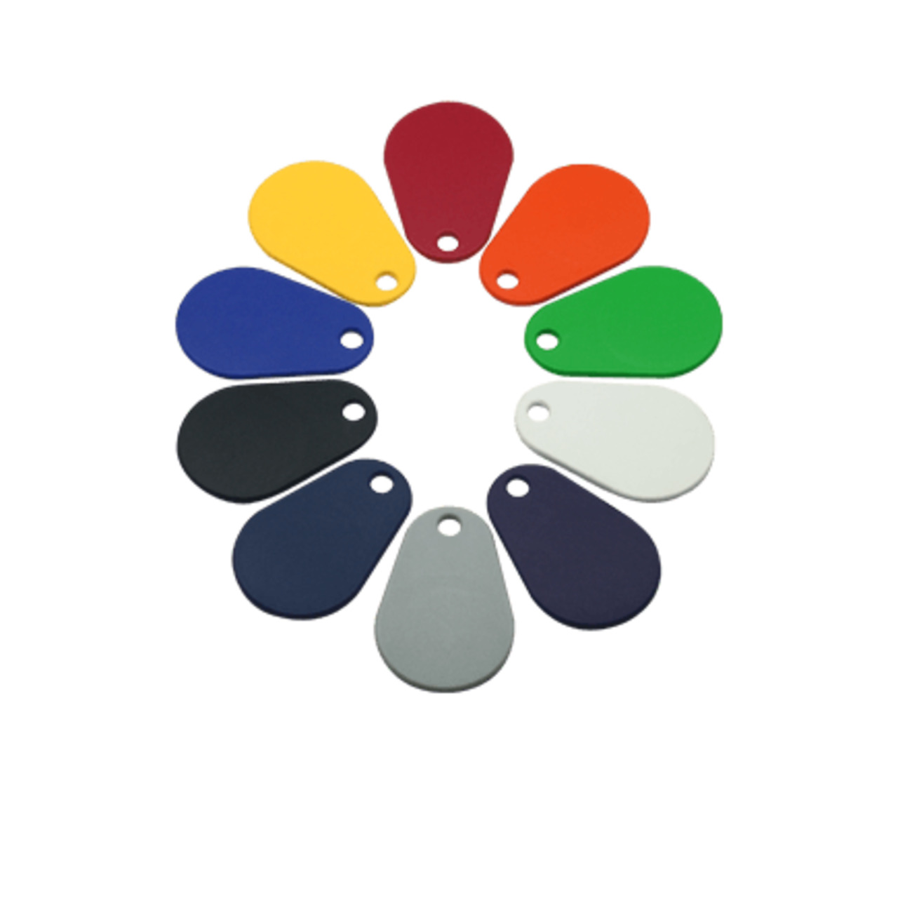 NFC Key Fob Sample Pack